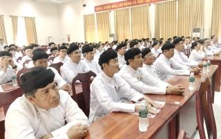 Châu Thành: Quán triệt và triển khai thực hiện Nghị quyết Trung ương 8 (khóa XII)