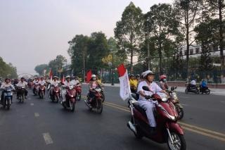 Mít tinh hưởng ứng ngày Quyền của người tiêu dùng Việt Nam 15.3
