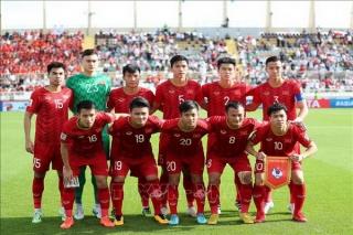 Đội tuyển Bóng đá Việt Nam sẽ sang Thái Lan tham dự Giải King's Cup 2019