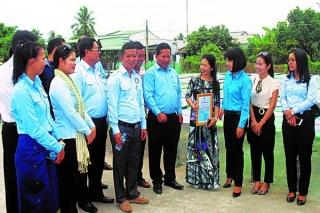 Thanh niên 3 tỉnh Tây Ninh (Việt Nam), Tbong Khmum và Prey Veng (Campuchia) ký kết bản ghi nhớ hợp tác
