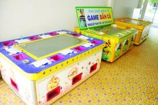 Xử lý nghiêm hoạt động cờ bạc núp bóng trò chơi điện tử