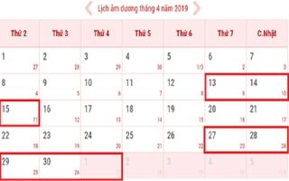 Người lao động nghỉ 8 ngày dịp Giỗ tổ Hùng Vương và 30/4