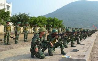 Chiến sĩ mới Bộ CHQS: Trưởng thành sau mỗi ngày huấn luyện
