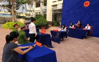 Thành đoàn Tây Ninh: Tổ chức phiên toà giả định, xét xử vụ án tàng trữ ma tuý