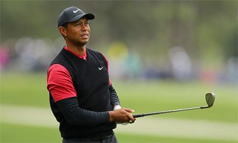 Tiger Woods hài lòng với màn trình diễn tại The Players