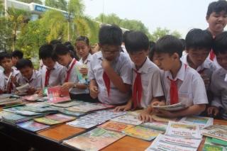 Ngày hội đọc sách ở Long Thành Bắc