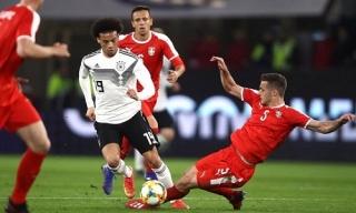 Đức bị cầm hòa ở trận đầu tiên trong năm 2019