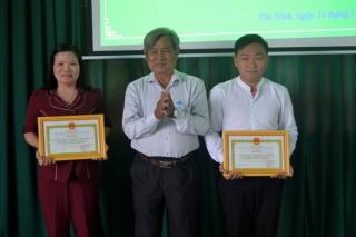 Trao giải vòng sơ khảo Cuộc thi Đại sứ Văn hóa đọc năm 2019 tại Tây Ninh