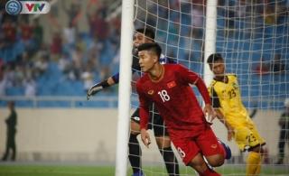 U23 châu Á: Việt Nam lọt TOP dẫn đầu sau chiến thắng 6 sao