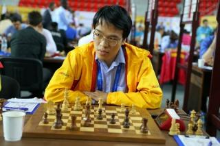 Quang Liêm, Anh Khôi thắng hai ván đầu giải cờ vua Sharjah