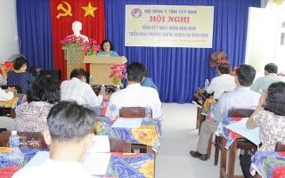 Hội Đông y Tây Ninh triển khai nhiệm vụ năm 2019