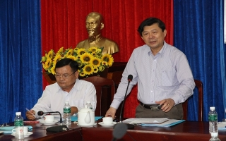 Tây Ninh chuẩn bị Đại hội MTTQ cấp tỉnh đảm bảo chất lượng, đúng tiến độ