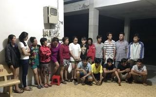 Triệt xóa 1 tụ điểm đánh bạc ở Dương Minh Châu