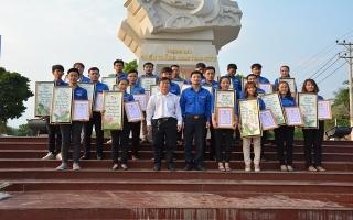 Tân Châu: Tuyên dương gương thanh niên tiêu biểu