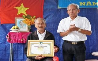 Lễ mừng thọ người cao tuổi ấp Xóm Đồng