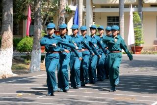 Khai mạc Hội thao Giáo dục quốc phòng an ninh