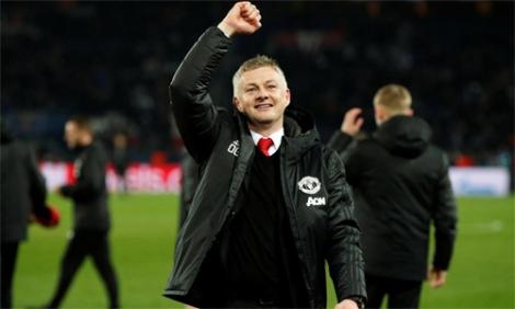 Man Utd bổ nhiệm chính thức Solskjaer