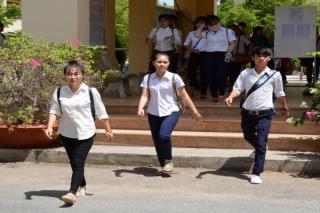 Học sinh trung cấp được cộng điểm khuyến khích