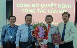 Trao quyết định nghỉ hưu cho Chủ tịch UBND huyện Trảng Bàng