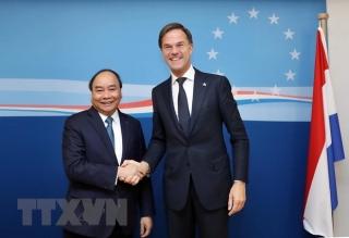 Thủ tướng Vương quốc Hà Lan sẽ thăm chính thức Việt Nam