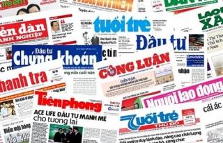 Sắp xếp hệ thống báo chí gắn với đổi mới mô hình tổ chức, nâng cao hiệu quả