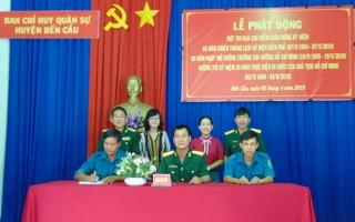 Bến Cầu: Phát động thi đua cao điểm chào mừng Chiến thắng lịch sử Điện Biên Phủ