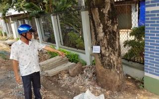 Hoà Thành: Đào giếng phát hiện... lựu đạn sét
