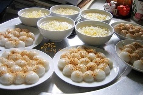 Lý do Tết Hàn thực người Việt thường cúng gia tiên bánh trôi, bánh chay