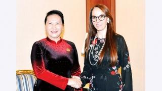 Việt Nam nêu gương trong việc thực hiện các cam kết quốc tế