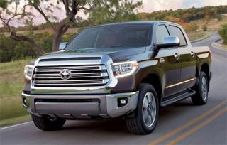 Toyota có thể sản xuất các mẫu bán tải trên cùng một kết cấu