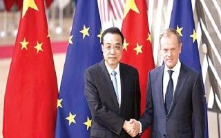 Hội nghị thượng đỉnh EU - Trung Quốc: Bước đột phá