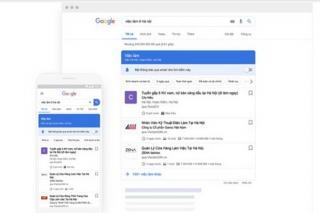 Google thêm tính năng tìm kiếm việc làm nhanh chóng tại Việt Nam