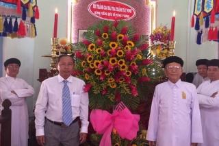 Hoà Thành: Dâng hương tưởng niệm Đức Quốc Tổ Hùng Vương