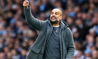Guardiola: 'Ngôi vô địch trong tầm tay của Man City'