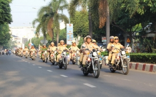 Ba ngày nghỉ lễ, Tây Ninh có 1 trường hợp tử vong do TNGT