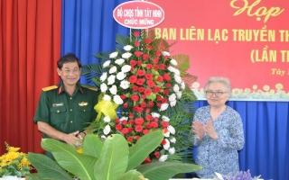 Họp mặt kỷ niệm truyền thống ngành Quân y Việt Nam