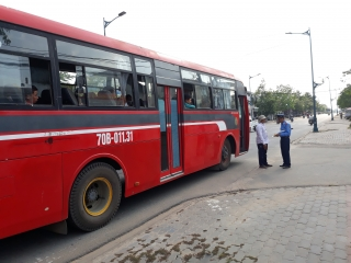 Tăng cường bảo đảm an toàn giao thông dịp lễ