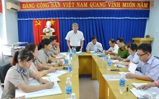 HĐND Tân Châu: Giám sát công tác tại Chi cục THADS huyện