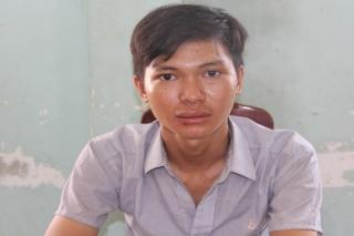CA huyện Gò Dầu: Bắt tên cướp vé số