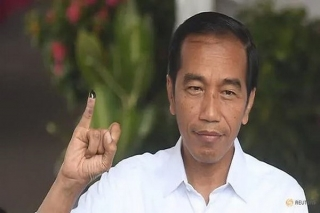 Tổng thống Indonesia tuyên bố thắng cử