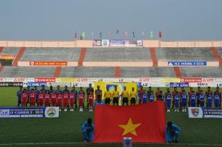 [Trực tiếp] XMF. Tây Ninh 3-1 Daklak: Chủ nhà có 3 điểm đầu tiên