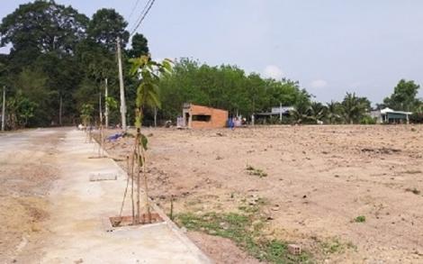 Rao bán đất nền dự án chưa được cấp phép trên mạng xã hội