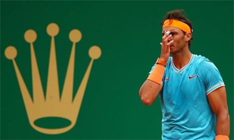 Nadal: 'Thua Fognini là trận đất nện tệ nhất của tôi'