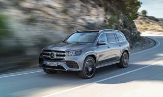 Mercedes GLS 2020 giá từ hơn 96.000 USD