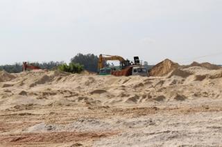 Vì sao giá cát tăng đột biến ?