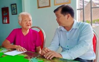 Lãnh đạo tỉnh thăm gia đình chính sách ở Tân Châu