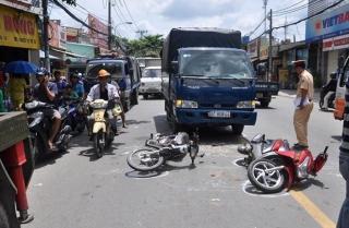 36 người chết vì tai nạn giao thông trong 2 ngày đầu nghỉ lễ 30-4 và 1-5