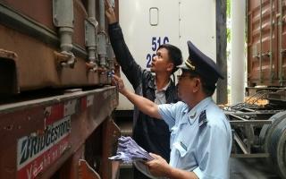 Hải Quan Tây Ninh: Thu ngân sách tăng mạnh