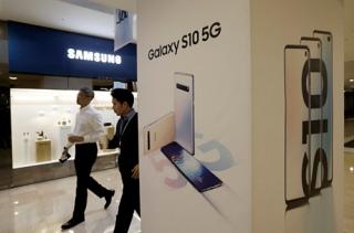 Samsung sụt 60% lợi nhuận quý I/2019 do giá chip giảm