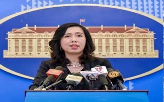 Việt Nam yêu cầu Indonesia thả 12 ngư dân và đền bù thỏa đáng